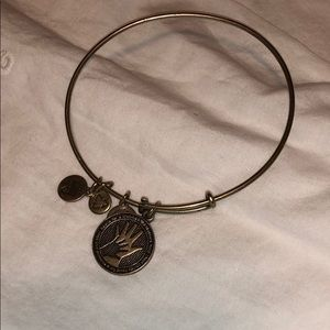 ALEX AND ANI Mother and Child bangle